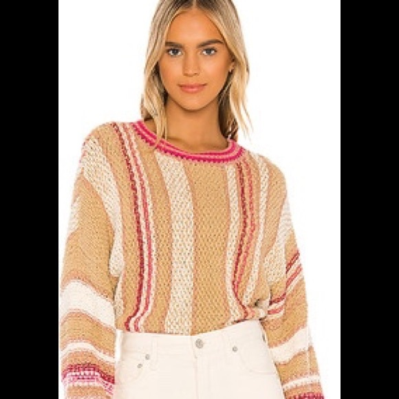 Free People Sweaters - NWT/FREE PEOPLE/Show Me Love Pullover Sweater